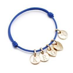 Bracelet Minis Charms - Plaqué or