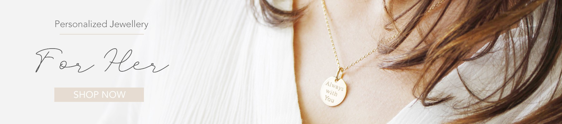 Personalized Jewellery for women