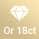 Gold 18 Carats
